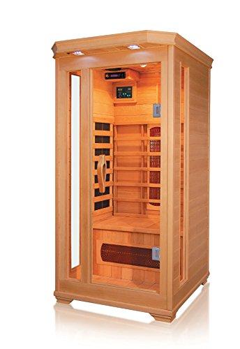 trade-line-partner/Calore–cabina sauna Eck. Per 1persona speciale azione
