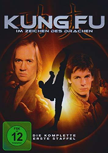 Kung Fu - Im Zeichen des Drachen: Staffel 1 [5 DVDs]