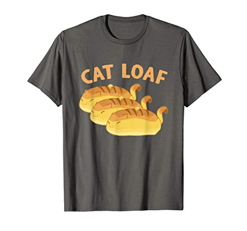 My Cat Is Bread Cute Funny Cat Loaf Shirt T-Shirt