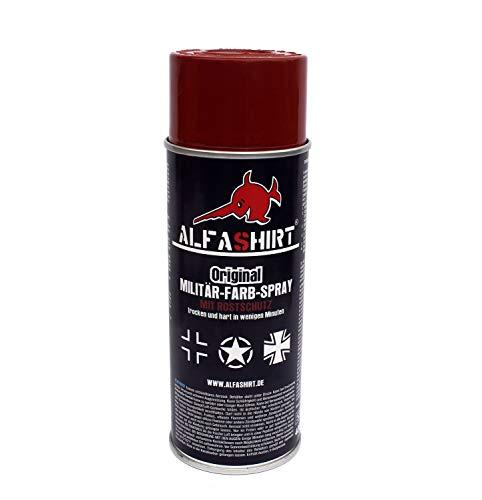 Aérosol de protection contre la rouille - Couleur : rouge/marron - #15025
