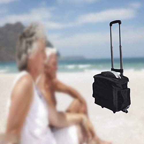 Portable Machine for Elderly with Battery for Travel Use