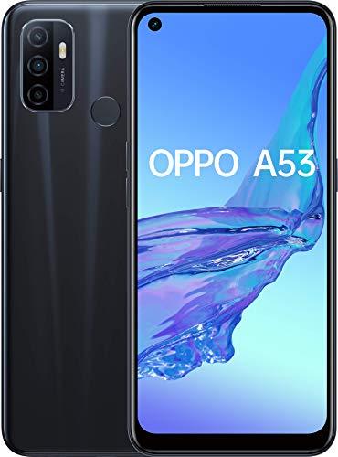 Oppo A53 - Smartphone 64GB, 4GB RAM, Dual SIM, Electric Black