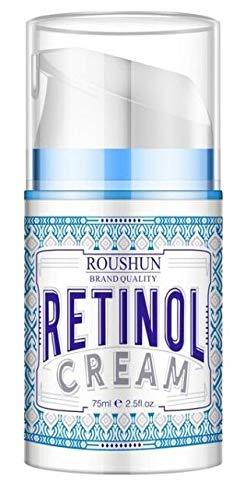 Retinol Feuchtigkeitscreme 2,5% Retinol Anti falten-aging Lift Creme für gesicht/Natürliche Hautpflege-Behandlung Creme - Mit natürlichen und biologischen Zutaten...