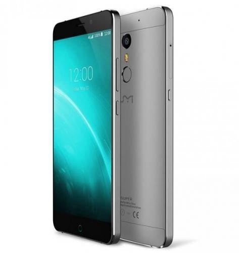 UMI Super Smartphone 4G Helio P10 Octa Core 5.5'' Android 6.0 4GB+32GB