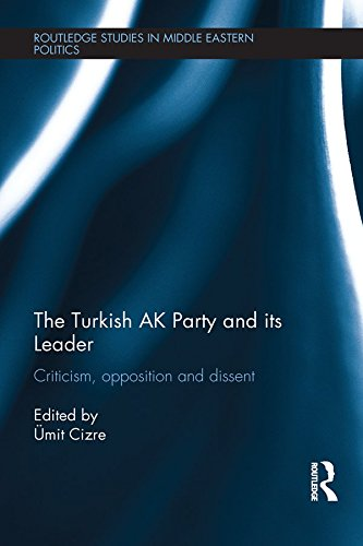 The Turkish AK Party and its Leader: Criticism, opposition and dissent (Routledge Studies in Middle Eastern Politics) (English Edition)