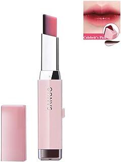 1 UNID Maquillaje Lápiz Labial Dos Tonos de Larga Duración Hidratante Gradiente Lápiz Labial Labio Brillo Tinte Impermeabl...