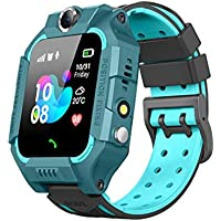 Shonlinen Children Fashion Waterproof Calling Positioning Photo-taking Smartwatch