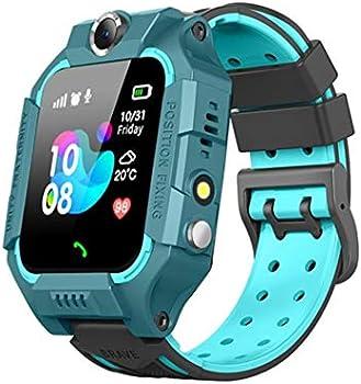 Shonlinen Children Fashion Waterproof Calling Positioning Smartwatch
