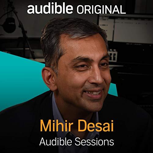 Mihir Desai audiobook cover art