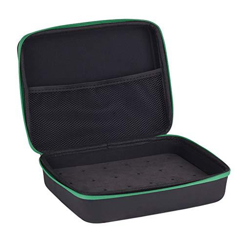 Desconocido Generic Caja portátil de Cabeza Ancha para Puntas de Flecha, Ballesta de recurvo y Puntas de Flecha de Compuesto contenedor de Almacenamiento