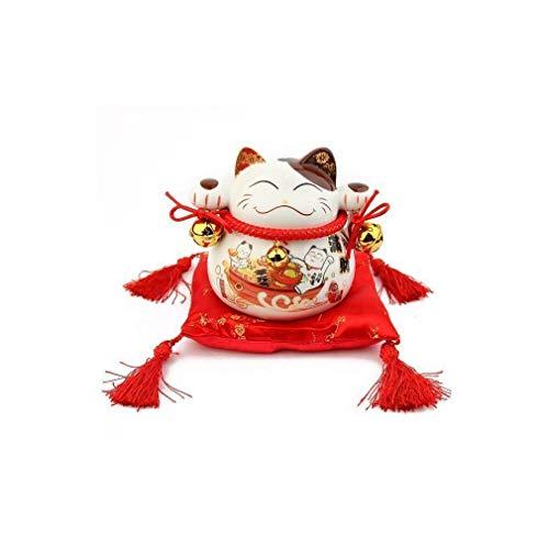 Maneki Neko du Japon - Le Chat du Bonheur et de la Fortune -