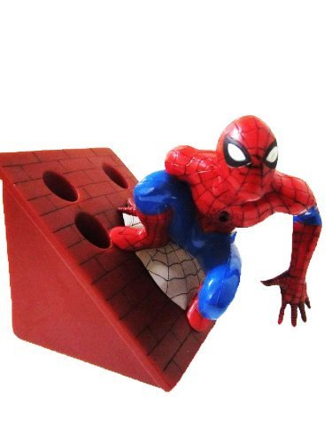 marvel toothbrush holders Spiderman Toothbrush Holder