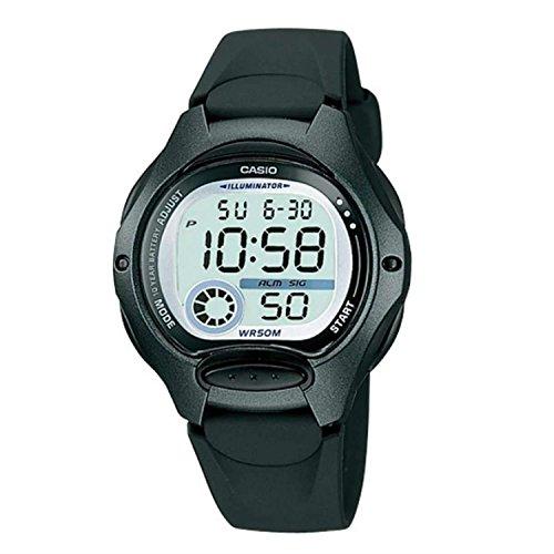[カシオ]カシオ腕時計 時計 チープカシオ チプカシ レディース LW-200-1B [並行輸入品]