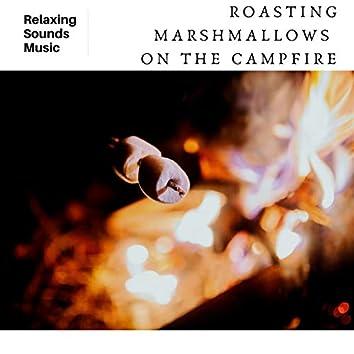 Roasting Marshmallows On The Campfire