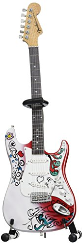 Jimi Hendrix Monterey Stratocaster - Mini guitarra