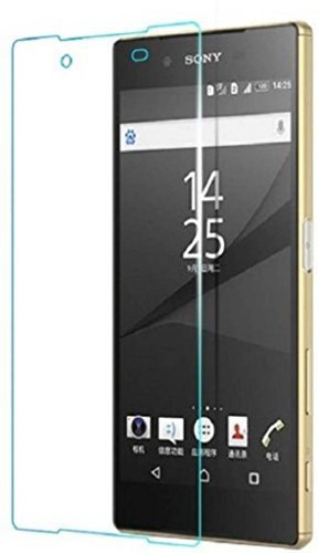 EASYBIZZ 2.5D 0.3mm Tempered Glass Screen Protector for Sony Xperia XA1 Plus