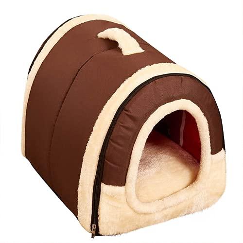 Cómoda perrera de felpa perros arena para mascotas sueño profundo gato arena cama para dormir productos para mascotas cojín para dormir Mat animales