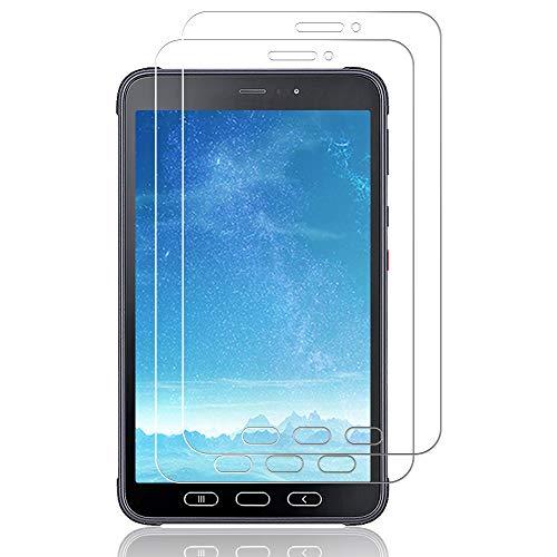J&D Compatible para Samsung Galaxy Tab Active 3 Protector de Pantalla, 2...