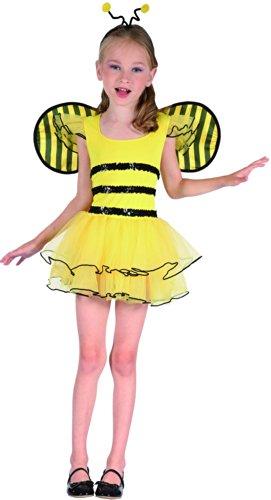 Déguisement abeille fille - 4 - 6 ans (S)