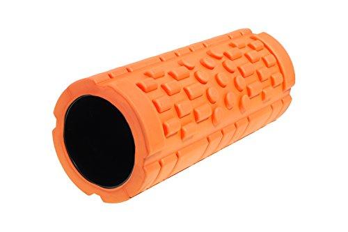 SportPlus Massagerolle SP-YR-001-M, Orange, Standard