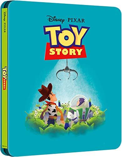 PLTS Toy Story 4k Ultra Hd + Blu-ray Steelbook Uk Edition - BluRay