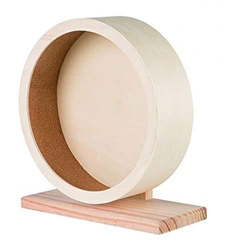 Trixie 60923 Holzlaufrad, 28 cm