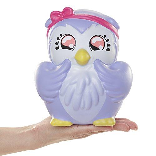Squish-Dee-Lish Squishy Jumbo Toy Squishies - Slow Rising Owl  Soft Kids Toys