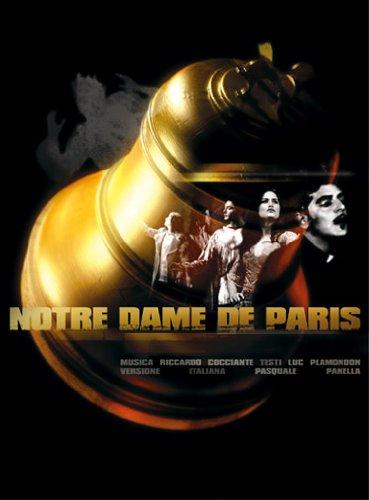 Cocciante Riccardo, Notre Dame de Paris (versione italiana) (spartiti musicali)