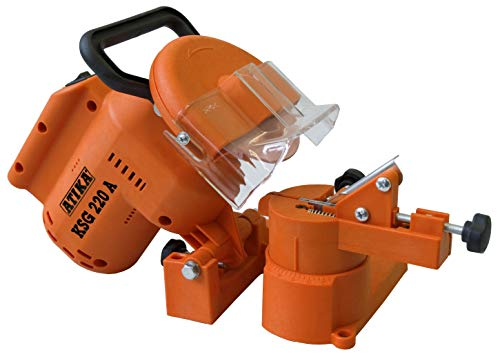 ATIKA KSG 220 A Kettenschärfgerät Kettenschleifgerät Kettenschärfer   230V