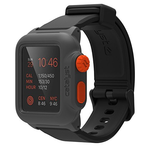 Catalyst - Custodia Impermeabile Antiurtoper Apple Watch42 mm Serie 1, iwatch accessori Apple Watch cover 42mm Series 1 (Rescue Ranger)