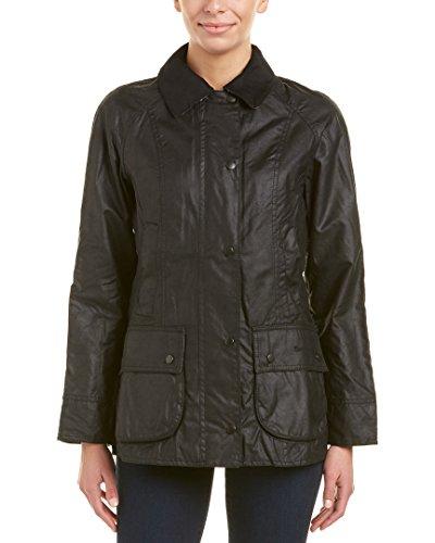Barbour Beadnell Womens Jacket Black UK14 EU40 US10