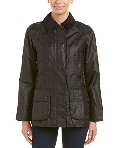 Barbour Beadnell Womens Jacket Black UK14 EU40 US10