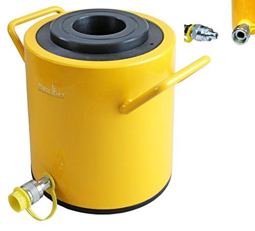 Pro-Lift-Montagetechnik 100t Hohlzylinder, Hohlkolbenzylinder, Ø79mm, Hub 75mm, 00087