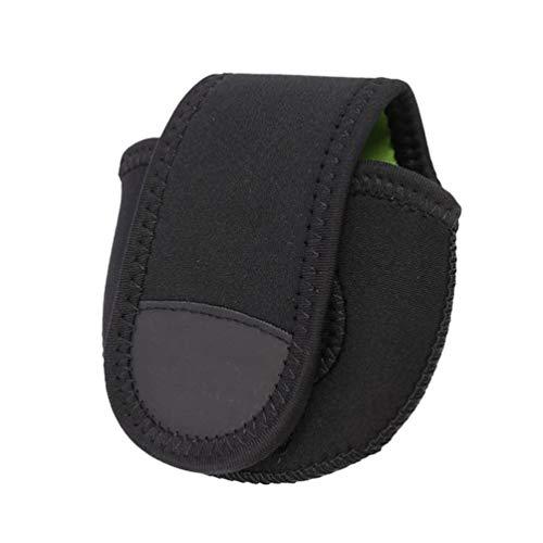 LIOOBO Casting Baitcast Rollen Angeln Spinning Reel Cover Reel Bag Angelausrüstung Schutzhülle Tasche Aufbewahrungstasche für Angelzubehör