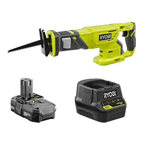 18-Volt Cordless Reciprocating Saw Kit with Battery and Charger (No Retail Packaging, Bulk Packaged)