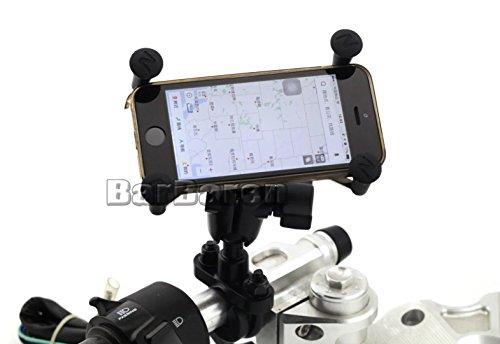 Motorrad Handyhalterung/GPS-Navi Halterung Für Yamaha MT-07 FZ-07 XSR700 MT-07 Tracer 14-17