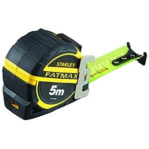 41OT++FOdxL. SS300  - STANLEY FATMAX XTHT0-36003 - Flexómetro Blade Armor 5 m x 32 mm
