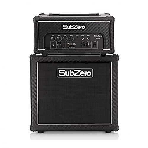 """20W Multi-Drive Guitar Amplifier 10"""" Mini Half Stack Subzero SA-20"""