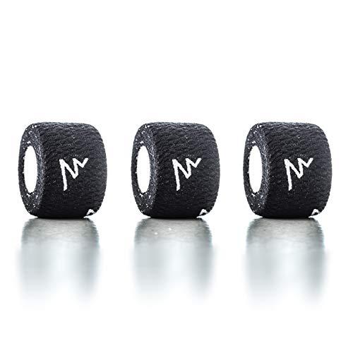 McLea Athletic 3-Pack Hook Grip Tape für Weightlifting, Crossfit, Powerlifting/Strongtape/Tape für Daumen & Finger Schutz/olympisches Gewichtheben/Crossfit Tape
