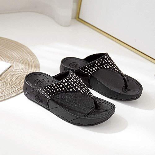 Liuchang Corrección y cómodo estilo chancletas para mujer con soporte de arco para caminar cómodamente, C2, 36 liuchang20 (color: C3, tamaño: 40).