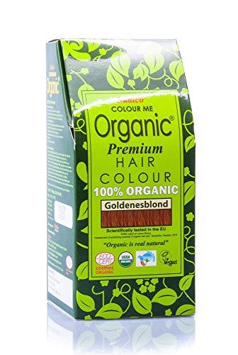 Radico - Hair Colour - Organic Golden Blonde - 100 g