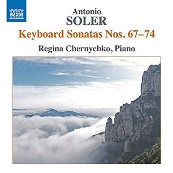 Soler: Keyboard Sonatas Nos. 67-74