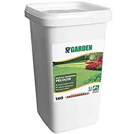 R'Garden | Engrais Organique Mixte Pelouse | Engrais Ecologique | Fertilisant Naturel | Nourrit en Profondeur | Facile d…