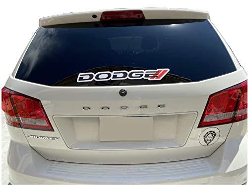 Dodge Window Decal Charger Windshield Graphics Ram 1500 Vinyl Banner Hemi Bed Lettering