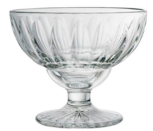 La Rochère 6 Coupes à glace ELISE H 10.5 cm