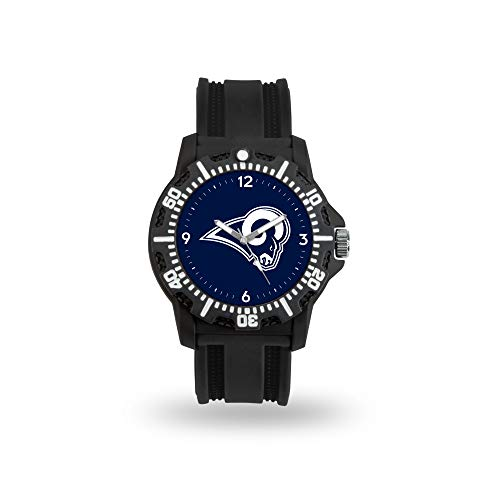 NFL Rico Industries Model Three Watch, Los Angeles Rams