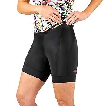 Canari Cyclewear Women s Ultima Gel Short Black Medium