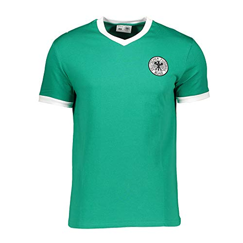 DFB Deutschland T-Shirt Away Retro Grün