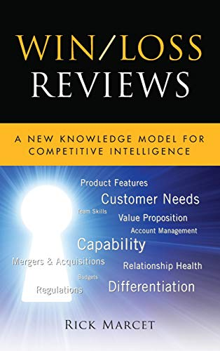 Win / Loss Reviews: A New Knowledge Model for Competitive Intelligence