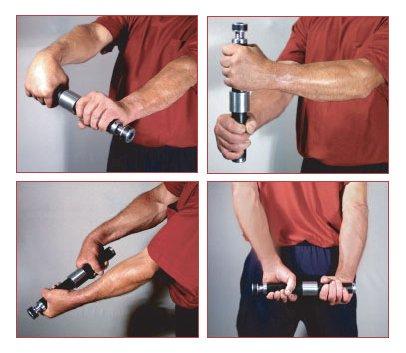 Sidewinder ProXtreme Original – The Ultramodern Finger, Hand, Wrist, Forearm, Fat Grip Strengthener #3, Adjustable Resistance